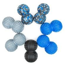 JUFIT High Quality EVA Yoga Ball Peanut Shape  Sport Fitness Pelota Pilates Excise Gym Balance Equipment