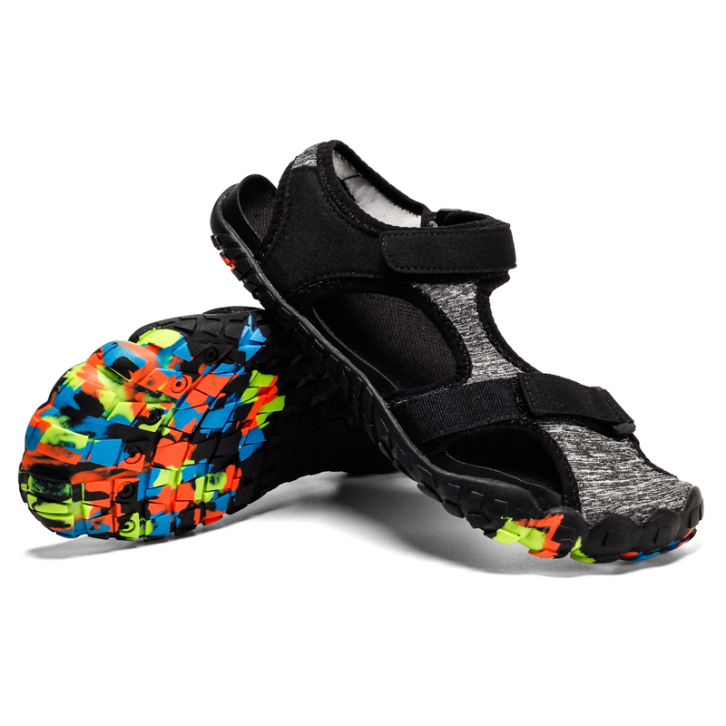 Aqua Shoes Men Women Sneaker Water Shoes Socks Finger Pool Barefoot Beach Sandalia Hombre Slip Caterpillar Hombre Zapato