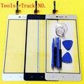 Novo Painel De Sensor De Toque Lente de Vidro Da Frente Do Telefone Móvel Para xiaomi red mi 3 redmi 3 3 s digitador da tela de toque tela sensível ao toque + Ferramentas