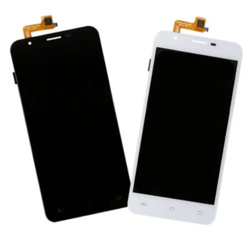 New Touch Screen Digitizer Touch Panel Glass Sensor + LCD Display Matrix Assembly For 5.5 BQ BQS-5505 Amsterdam Free Shipping white touch panel for highscreen spade lcd display touch screen digitizer panel assembly replacement part free shipping