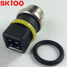 APEEK Water Temperature Sensor  6U0919501B For  Cabrio Golf  Passat 1993 1994 1995 1996 1997 1998-2002 1993 2002