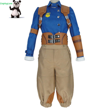 CosplayLove Game Battle Royale Season 6 Airheart Cosplay Costume Custom Made For Halloween Christmas image