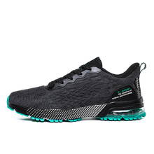 Breathable Mesh sport Running Shoes for men Cushioning sneakers Outdoor Walking jogging shoes Trainer Athletic Shoes male все цены