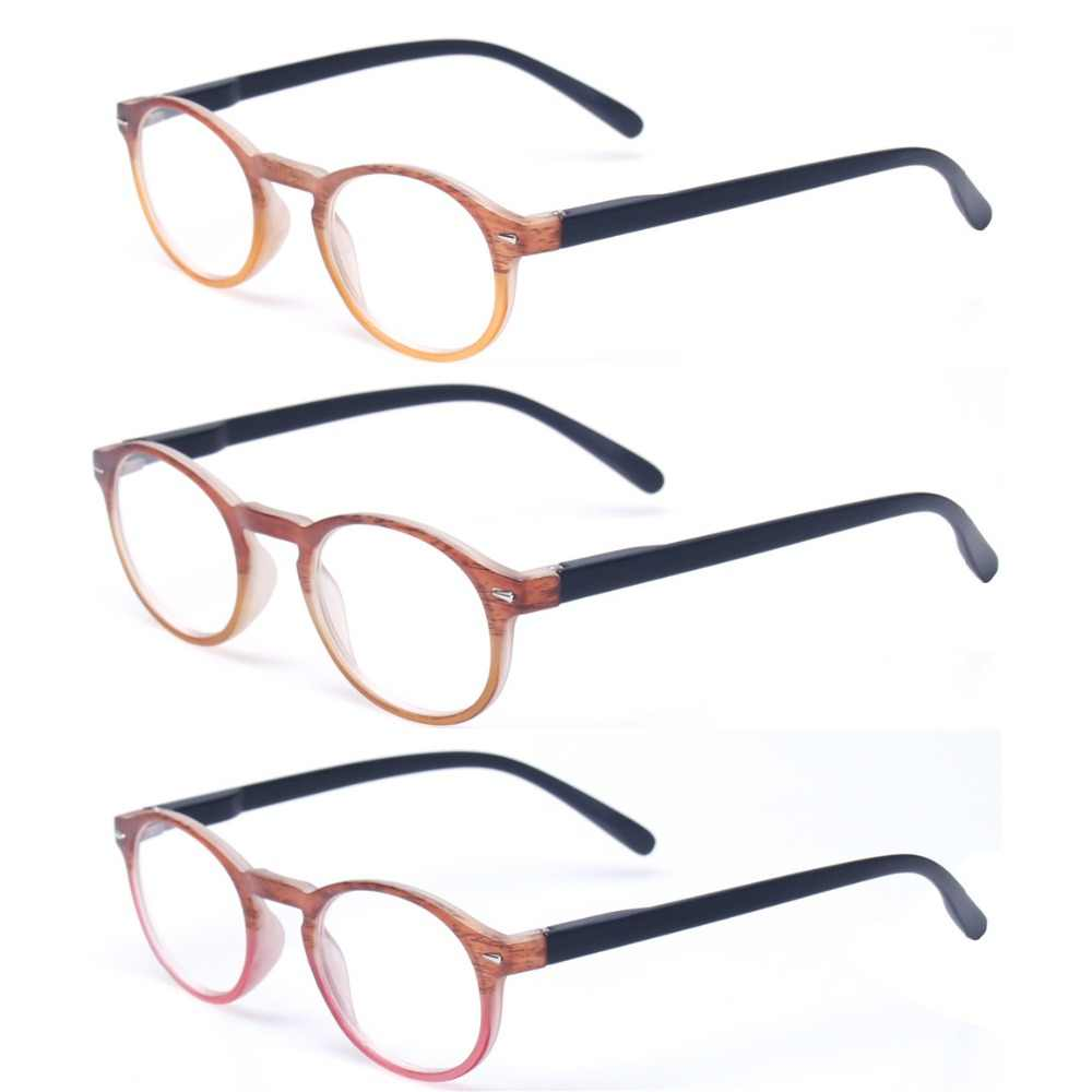4f21bfacfe Detail Feedback Questions about Classic Retro Round Reading Glasses ...