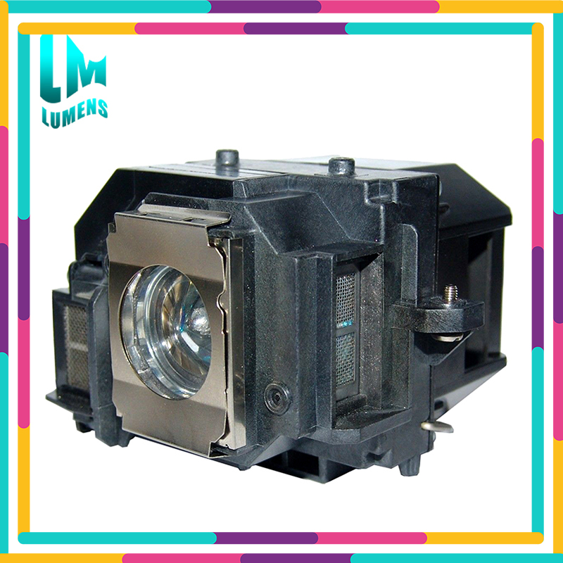 High Quality with housing For ELPLP54 for EPSON PowerLite HC 705HD 79 S7 S8+ W7 H309A H309C <font><b>H310C</b></font> H311B H311C 180 days warranty image