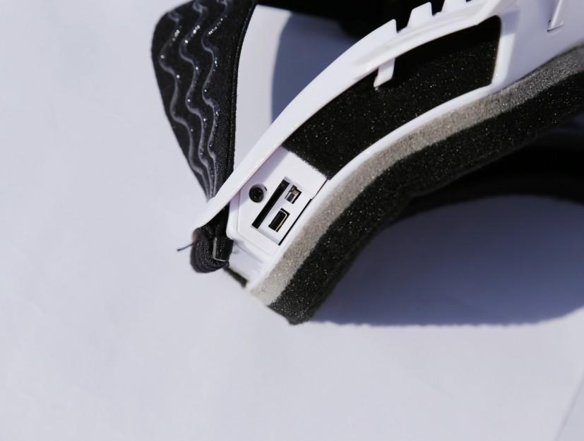 Lunettes de ski  1080P HD WIFI Camera