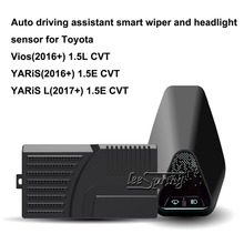 Auto driving assistant smart wiper and headlight sensor for Toyota YARiS Vios