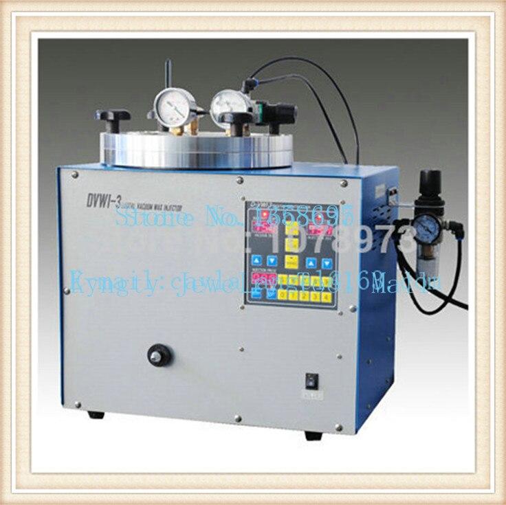 New Type 220V 110V Advanced Digital Vacuum Wax Injector Pressure Can be Setting