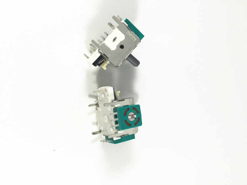 2pcs OEM ALPS 3D Analog Joystick Thumb Sticks buttons For XBOX 360 Xbox360  wireless wired controller Joystick joypad parts
