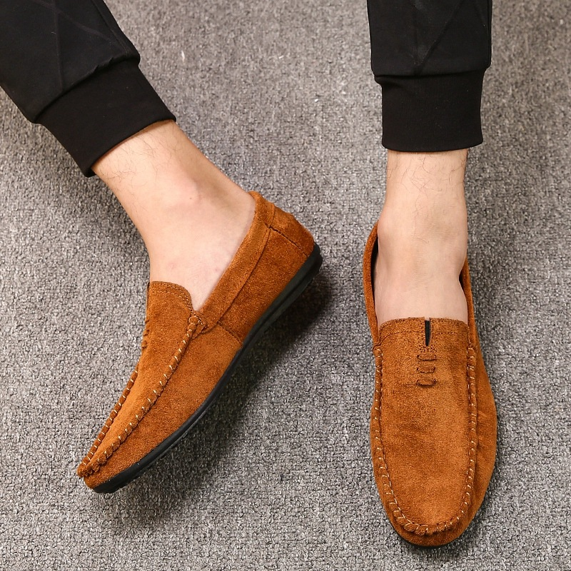 Brand Fashion Summer Style Soft Moccasins Men Loafers High Quality Genuine Leather Shoes Men Flats Gommino Driving Shoes nanibon кардиган