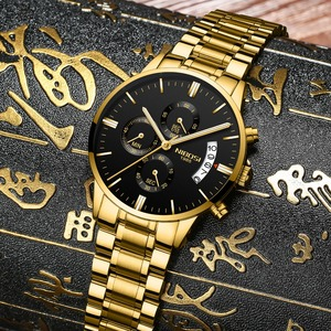 Image 2 - NIBOSI Relogio Masculino Mens Watches Top Brand Luxury Famous Mens Fashion Casual Dress Watch Military Quartz Male Wristwatches
