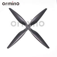 Ormino Quadcopter Propeller 18 Inch 46cm CW/CCW Carbon Fiber RC Drone Propeller Kit Multicopter Hexcopter 20 Inch 51cm Propeller