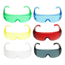 NEW Safurance PC Protective Glasses Goggles Windproof Shockproof Explosion Protection For Lab Workplace Safety