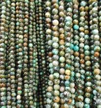 Atacado aaa + granito tienshan azul contas de pedra natural para fazer jóias diy pulseira de cristal 4/ 6/8/10 /12mm strand 15.5'