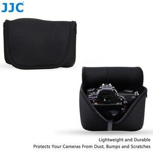 Image 4 - JJC 카메라 케이스 파우치 캐논 EOS RP R Nikon Z5 Z7 Z6 Z50 소니 A7R IV A7R III A7S II 후지 Fujifilm X T3 X T2 X T1 XT3 XT2