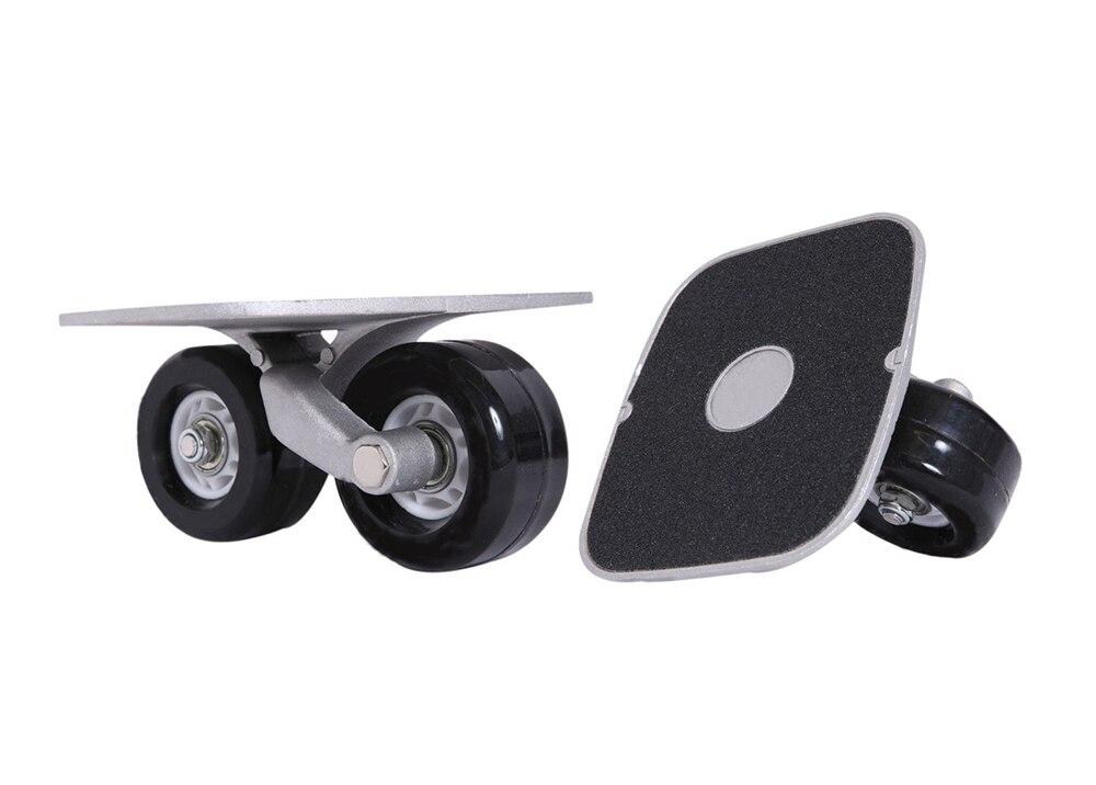 Дрифтборд спортивные Товары для скейтборда, роликов колеса дрейф часть крутой металлический с коротким и широким подолом спортивные& Amp; на открытом воздухе спортивные производительность