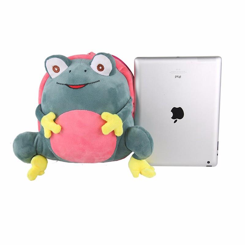 Frog backpack for kids10