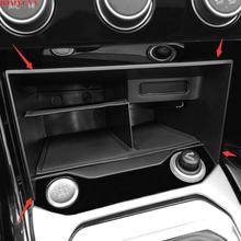BJMYCYY Storage and arrangement of internal accessories of automobile central storage box For Volkswagen t roc troc T-ROC 2018 roc max resurfacing