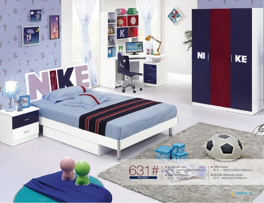 US $580.0  2018 Literas Bunk Beds Direct Selling Promotion Wood Childrens  With Stairs Kindergarten Furniture Lit Enfant Bedroom Set-in Children Beds  ...