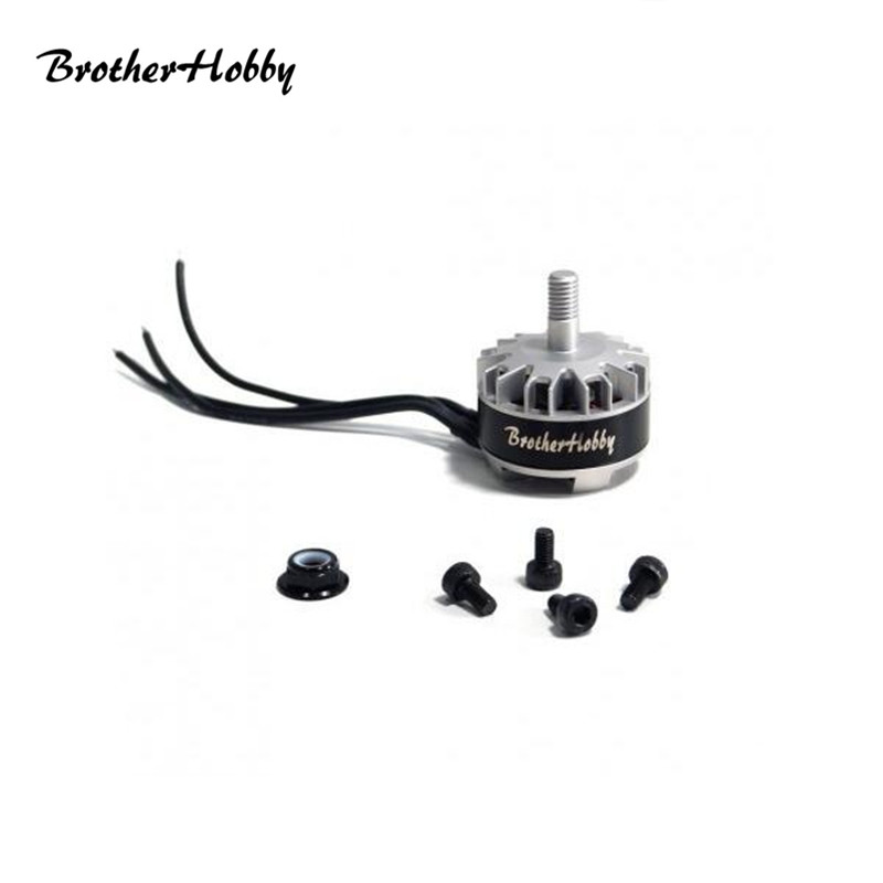 Original BrotherHobby Tornado T2 2206 2300KV 2450KV 2600KV Brushless Motor For RC Models Quadcopter Frame Kits Props Part 2017 dxf sunnysky x2206 1500kv 1900kv outrunner brushless motor 2206 for rc quadcopter multicopter