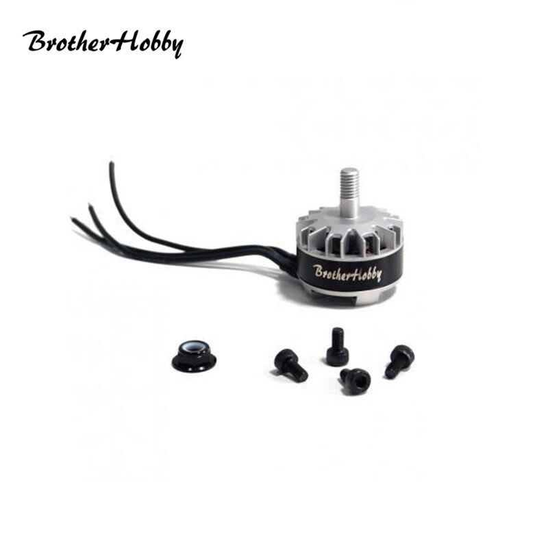 Original BrotherHobby Tornado T2 2206 2300KV 2450KV 2600KV Brushless Motor For RC Models Quadcopter Frame Kits Props Part