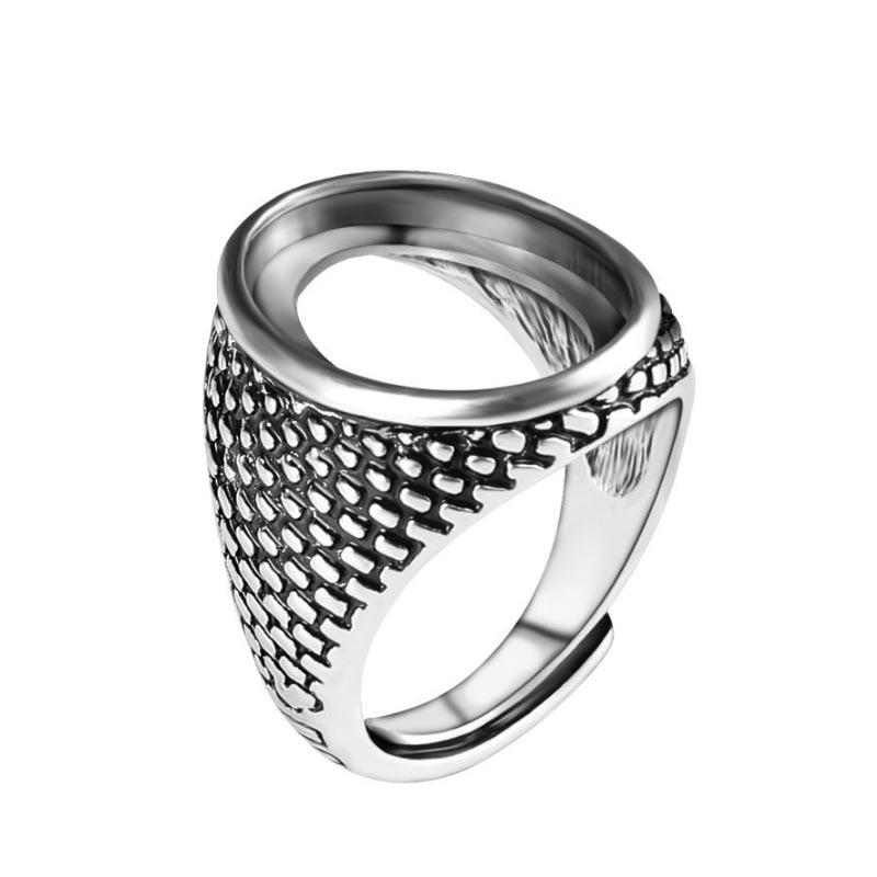 Flaming Ring Boho Hippy Ring Rings Contemporary Jewelry. Bohemian Ring Broad Band Ring Adjustable Alpaca Ring Alpaca Ring and Felt