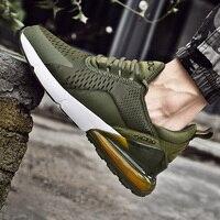 Новое поступление Брендовая дизайнерская обувь спортивные беговые кроссовки, воздух подушки легкий дышащий материал кроссовки весна модн...