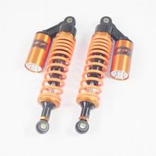 320 мм orangerfy воздуха газовый амортизатор подходит для XJR400 XJR1200 XJR1300 XV 250 Virago XV535 XV125 XV250 Drag Star Универсальный