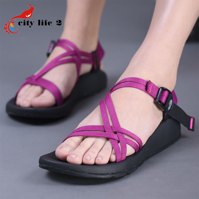 Big Size Wedges Platform Sandals New Vietnam Sandals Summer Shoes font b Women b font Authentic