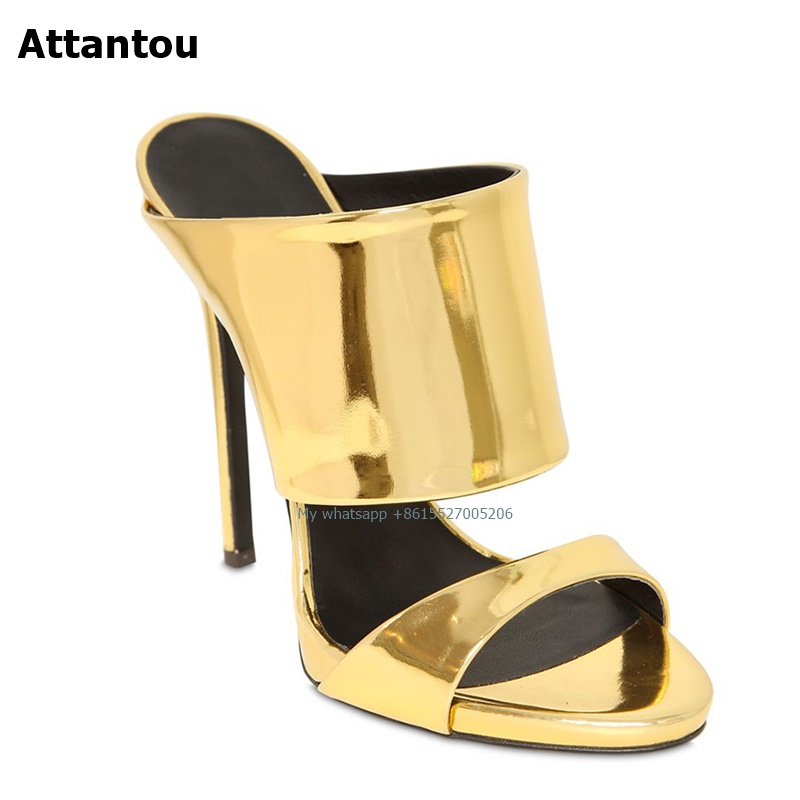 Summer sexy platform silver high heels sandals plus size women wedding shoes stiletto heel woman цена