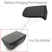 1pcs Battery Protection Cover Charging Port Dust-proof Cap Prop Protector Board For DJI SPARK Camera Drone Accessories