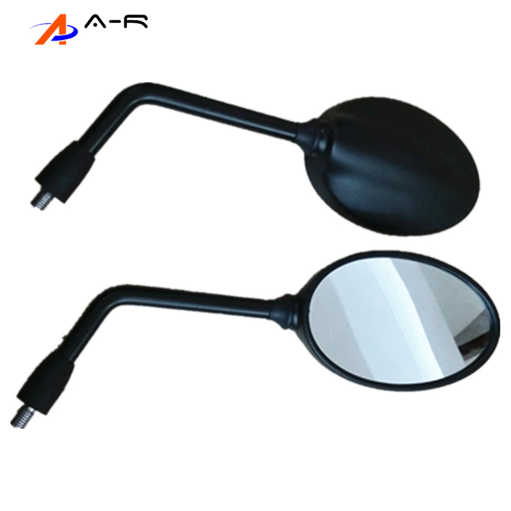 Pair Rearview Side Mirrors for BMW K1200R 2005-2008 K1300R 2009-2015 11 12 13 14