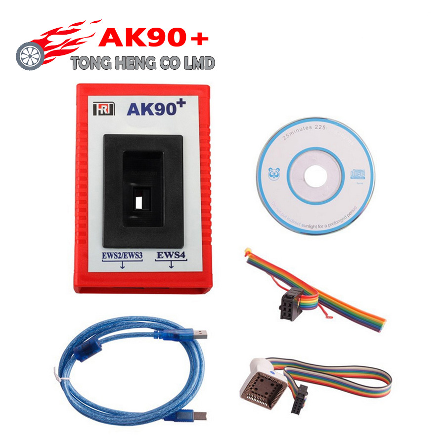 Best Ak90+ Key Programmer For Bmw V3.19 Professional Auto Key Programmer Ak 90 Ak90 Key Programmer Ak-90 Free Shipping For Improving Blood Circulation