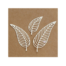Mmao Crafts Metal Steel Cutting Dies Leaf background decoration Stencil For DIY Scrapbooking Paper/photo Cards Embossing Dies