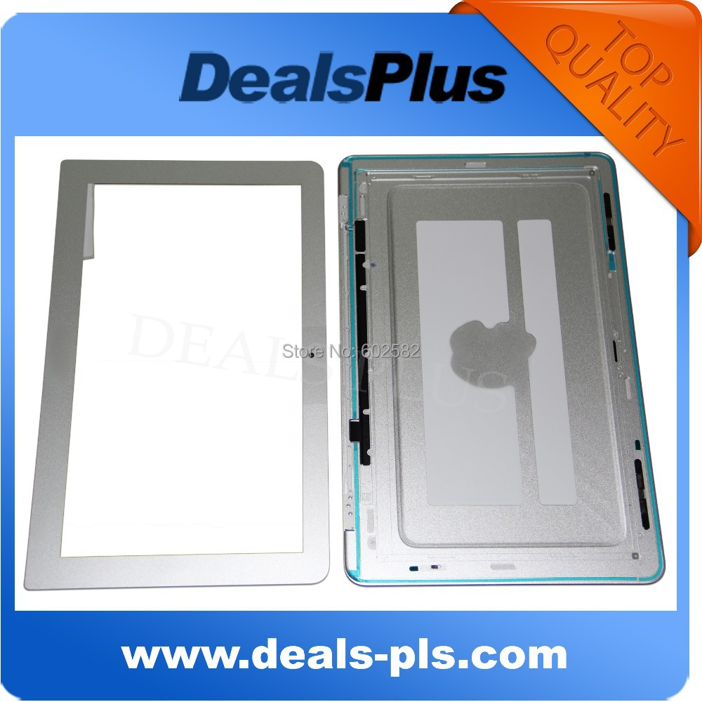 NEW LCD BACK COVER & LCD SCREEN FRONT BEZEL FITS MACBOOK AIR 11 A1370,Free Shipping