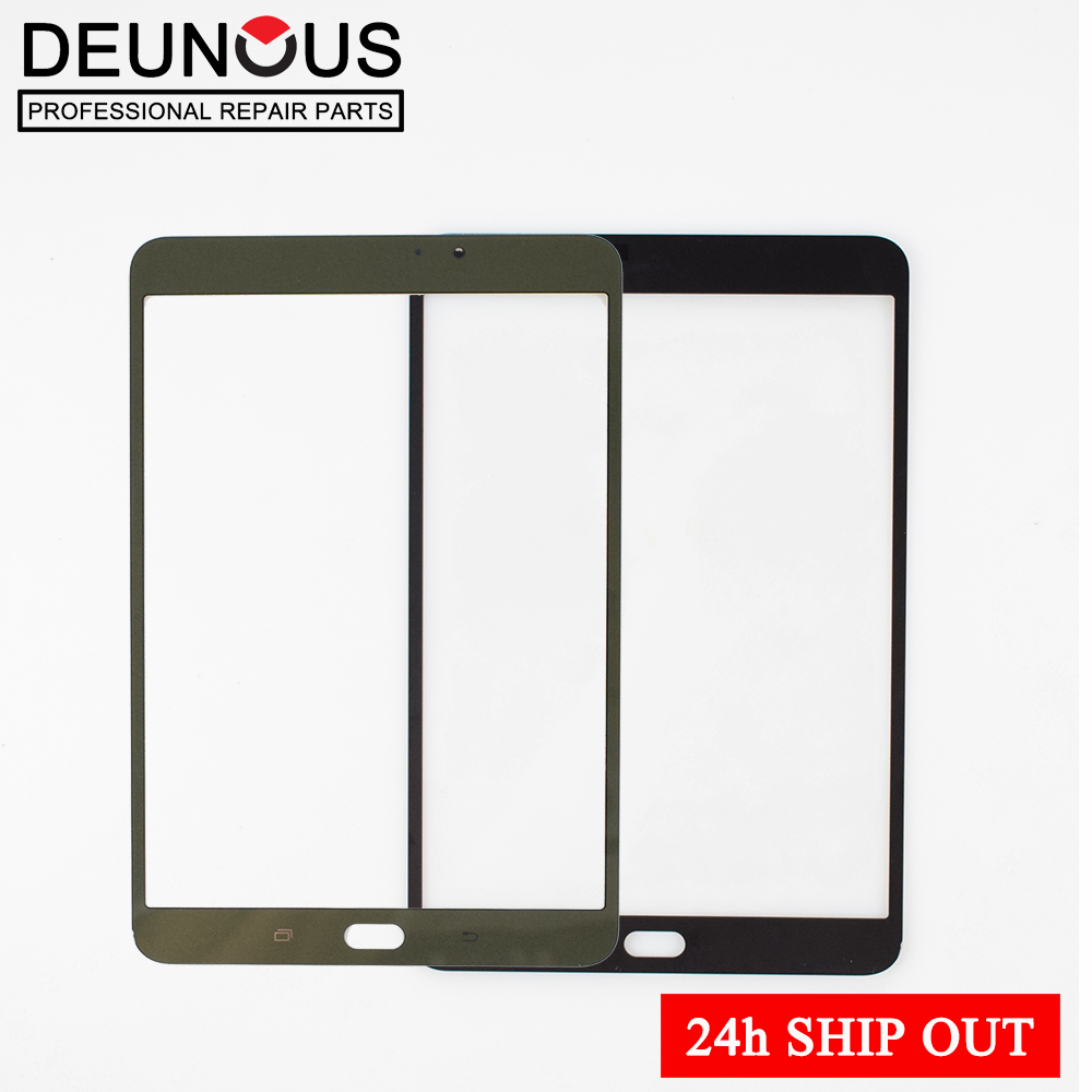New For Samsung Galaxy Tab S2 8.0 2015 T710 T715 Front Glass 8.0