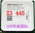 Для AMD Athlon II X3 445 трехъядерные процессоры AM3 3.1 Г настольных процессоров
