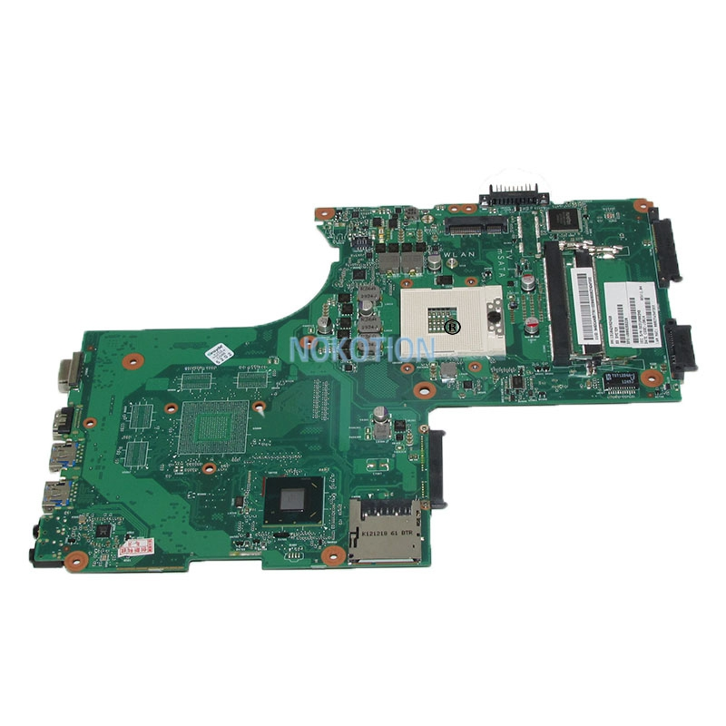 GL10FG 6050A2492401-MB-A02 SPS V000288220 1310A2492460 For toshiba satellite P870 P875 Laptop motherboard SLJ8E DDR3 nokotion sps v000138980 for toshiba satellite l300 l305d motherboard 216 0674024 ddr2 6050a2323101 mb a01