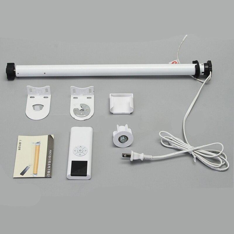 Motor Für Rollo.Ac 100 240v Electric Electric Roller Shade Motor Tubular Remote Control Roller Shade Motor