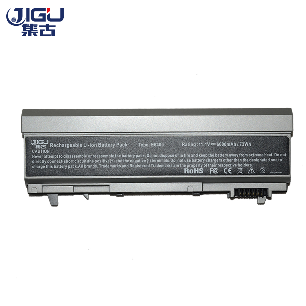Аккумулятор JIGU для ноутбука, 9 ячеек, KY477 U844G NM631 C719R KY265 PT434 KY265 для DELL Latitude E6400 для Precision M2400 M4400