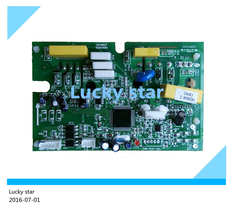 99% new used for Air conditioning Power module frequency conversion board KFR-26W/27FZBPE good working for t87d086 00 l420h2 4ec a002b 27 d046026 led step up board is used