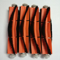 4pcs Rolling Brush Suitable For Xiaomi Mi Robot Xiaomi Robot Roborock S50 Xiaomi Vacuum 2