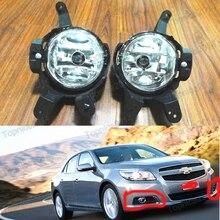 2 unids parachoques delantero luces asamblea luces antiniebla faros antiniebla montaje LH & RH para Chevrolet Cruze 2009-2014