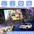 Nueva actualización 5g carlinke tv coche espejo convertidor ios9 android a de Audio por duplicación de Airplay/Miracast allshare DLNA Wifi ACC