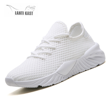 Fashion Mesh Shoes For Men Summer Breathable Running Sport Shoes Classic Soft Walking Sports Sneakers кроссовки fashion flyknitting summer men sports shoes colorful letter decor running jogging shoes breathable mesh upper sneakers