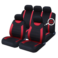 Universal Auto Covers For Car Seats Comfortable Breathable Fabric Automobiles Seat Cover Fit For Ford Focus 2, Kia Rio 3, Etc.