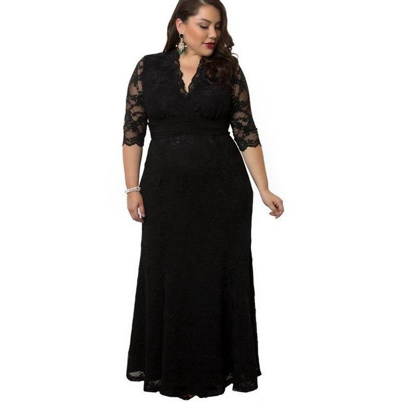 Женское брендовое платье большого размера