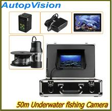 50m cable GSY-8200D Underwater fishing Camera finder waterproof Fish Camera DVR viewing with dvr function