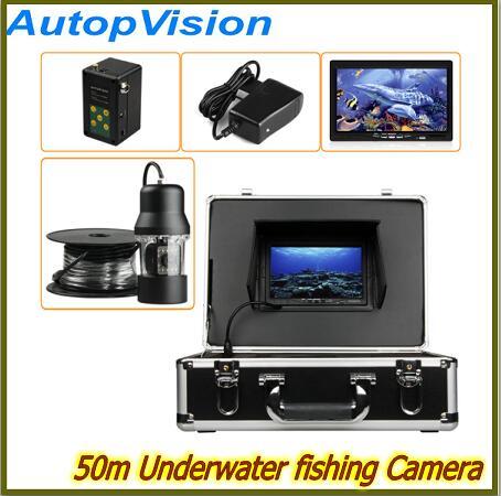 50m kabel GSY-8200D Unterwasser angeln Kamera finder wasserdicht Fisch Kamera DVR betrachtung mit dvr funktion