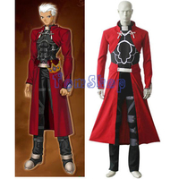 Free Shipping Fate Stay Night Archer Cosplay Costume Custom Size